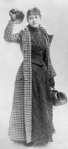 娜丽·布莱 1880年代晚期(图片:维基百科)