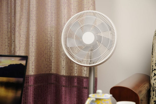 夏天: 智米直流变频落地扇2S带给你不一样的凉爽(网络图片版权归属原作者)