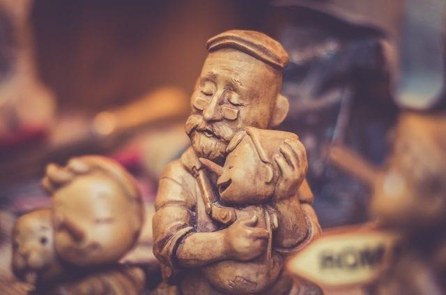 经典故事-浓烈的父爱 (pixabay)