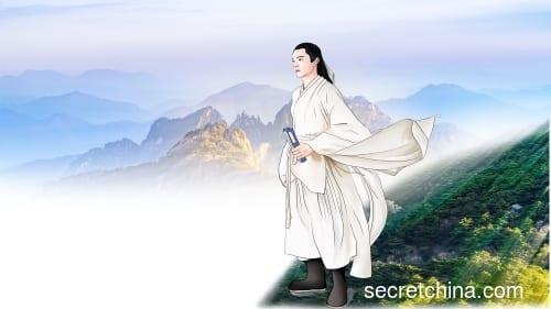 蘇東坡孜孜不倦地識字、讀書,終於成為一代大詩人、大文豪。(手繪插畫:Winnie Wang/看中國)