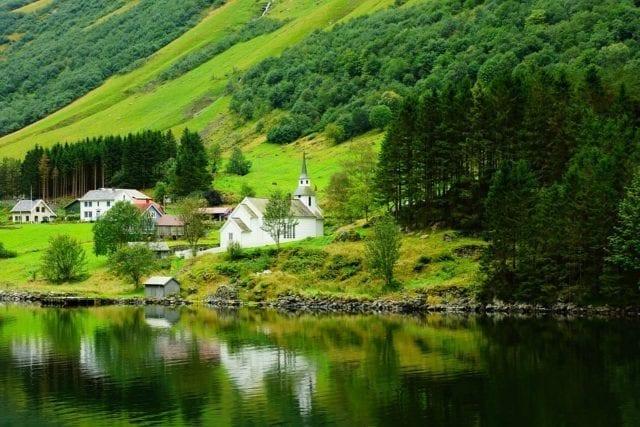 北欧人生活: 简约、自然、幸福!(pixabay)