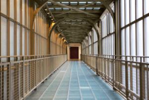 巴黎地铁运输(图片来源:pxhere)