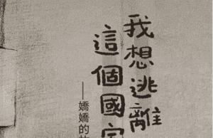 【繪本】我想逃離這個國家(三)(創繪/風雲工作室)