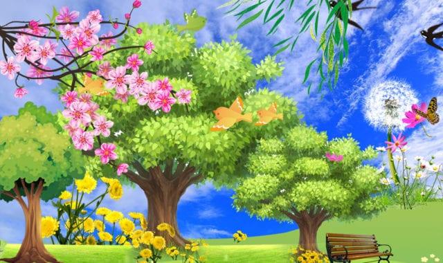 自然之美,生活之美(欧洲希望之声合成)