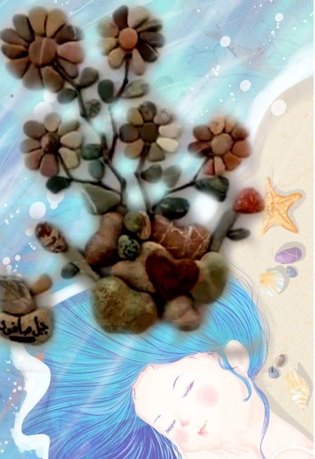 创意的石头艺术:大胆创新,自由想象,感受神奇魅力(图片来源:欧洲希望之声合成)