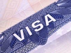 明慧网7月21日消息,近日,法轮功学员将一批迫害者的名单递交给美国国务院,要求根据相关法律将其列入特殊名单,对其拒发美国签证、禁止其入境。图为美国签证。(大纪元资料室)