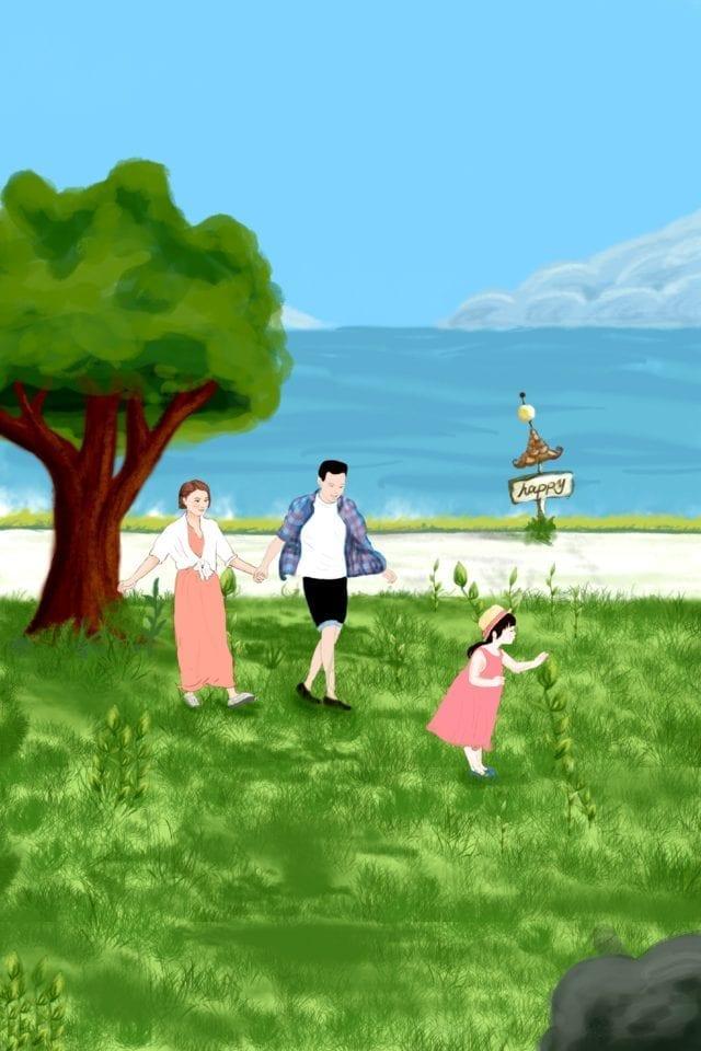 给孩子一个温暖的家,陪伴比送他去上双语幼稚园更重要(授权图片)