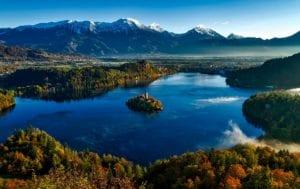 如诗如画 :斯洛文尼亚