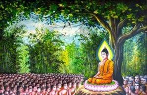 领悟释迦牟尼从诞生到成长,从修炼到成佛的故事,寻求一条回归天堂真正家园之路(图片来源:pixabay)