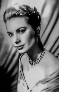 摩纳哥王妃格蕾丝·凯丽美丽高贵