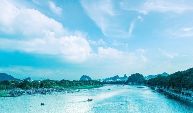 桂林山水甲天下(图片:pixabay)