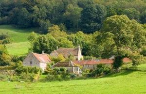 一个美丽的英国乡村生活的故事(图片来源:CCO可在利用图片)
