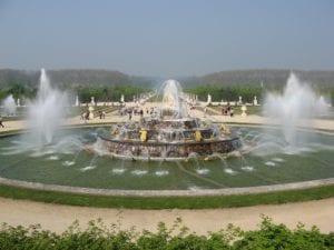 凡尔赛宫的花园 (图片:pixabey)