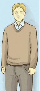 穿衣方式能让你在第一次约会时给对方留下深刻印象(图片来源:wikiHow/FB截图)