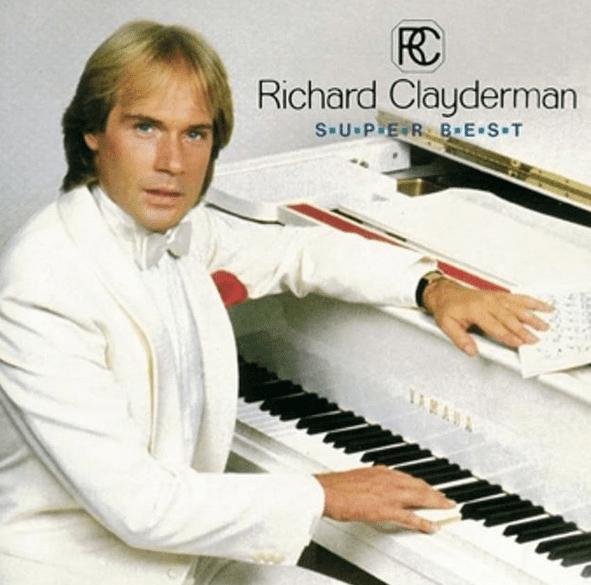 理查德·克莱德曼,著名钢琴家(图片来源:richardclayderman/inatag截图)