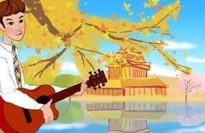 北京孩子的一首《听说》,唱尽人间冷暖,世态炎凉(图片来源:欧洲希望之声合成)