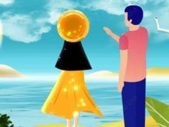 第一次约会(图片来源;欧洲希望之声合成)