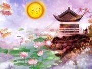 【姜光宇作品系列】诗作:秋夜 (图片来源:欧洲希望之声合成)