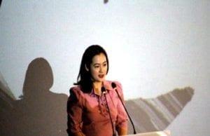 李叶就是李鹏次子李小勇的女儿,曾用名叶丹丹,如今是北京城社交名媛(网络图片版权归属原作者))