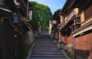 日本京都一景(图片:pixabay)