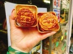 香港「华尔登饼店」推出一系列表达支持「反送中」抗争的月饼。 (图片来源:@wahyeetangcakeshopFB截图)