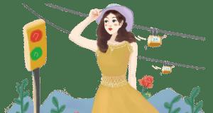 推荐夏天连衣裙:好看显瘦不撞款(授权图片)