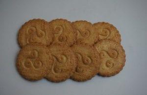 自制小饼干(图片:Public Domain Pictures)