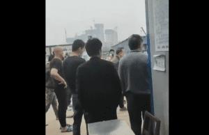 武漢雷神山建設工人遭扣留
