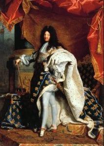 法国国王路易十四