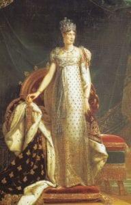 皇后大礼服