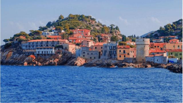 意大利的吉廖岛。(pixabay)