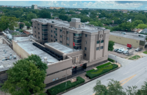 被美国下令关闭的中共驻休斯顿总领事馆,其前身是中华民国驻美领馆。