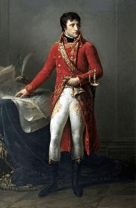 第一执政官拿破仑