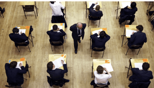 英国将于8月20日公布GCSE考试成绩。