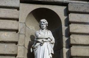 贝多芬雕像