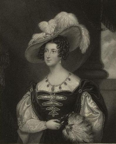 贝德福德公爵夫人安娜·罗素