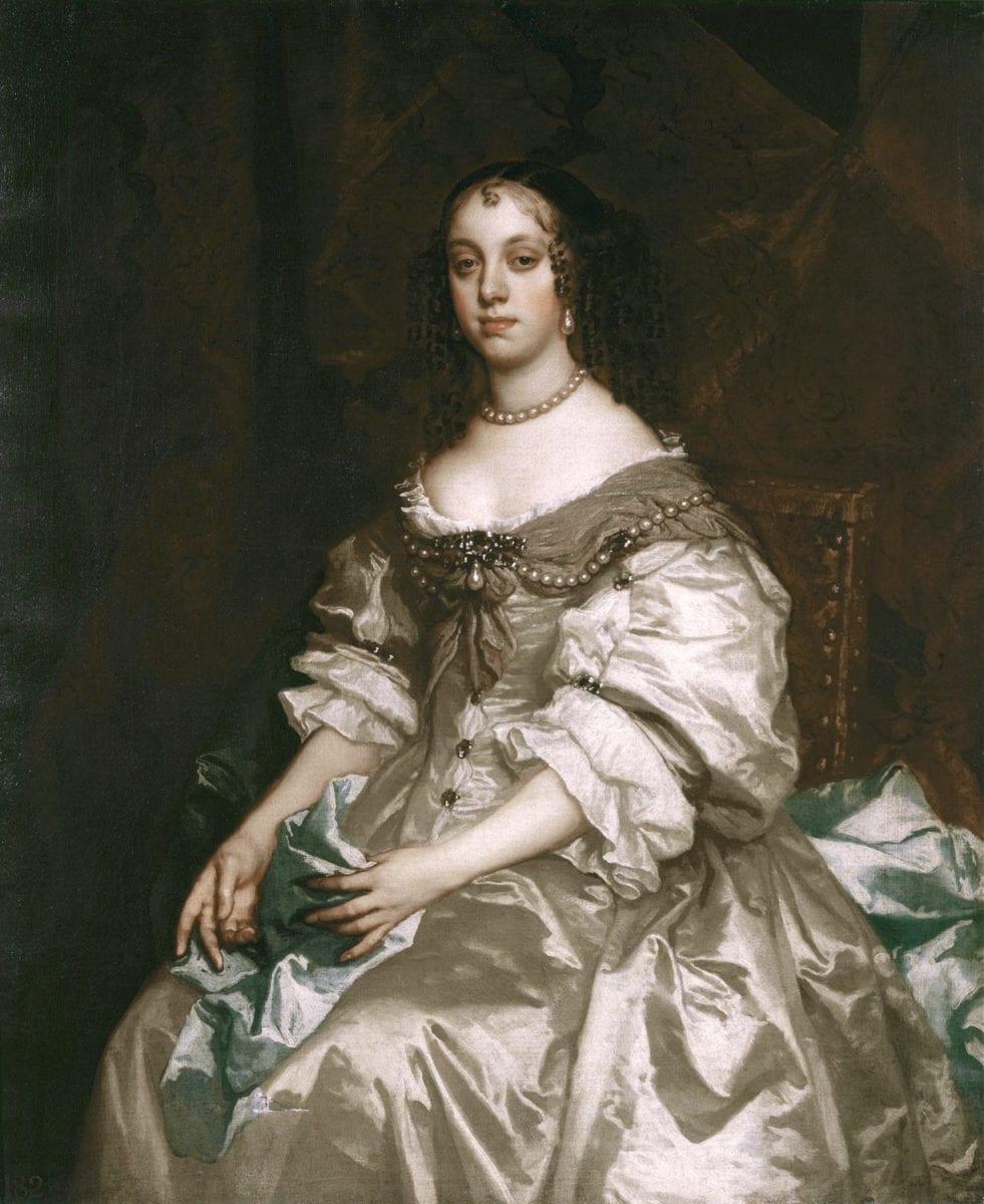 英国饮茶第一人葡萄牙公主凯瑟琳