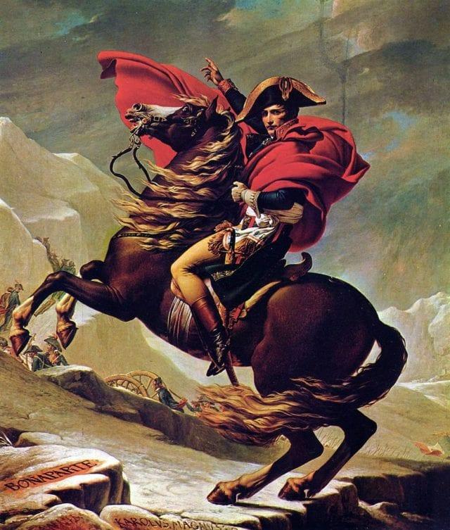 传奇人物拿破仑