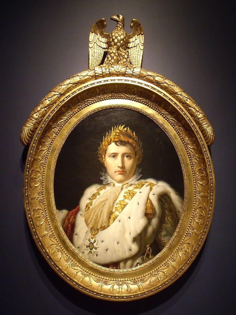拿破仑画像