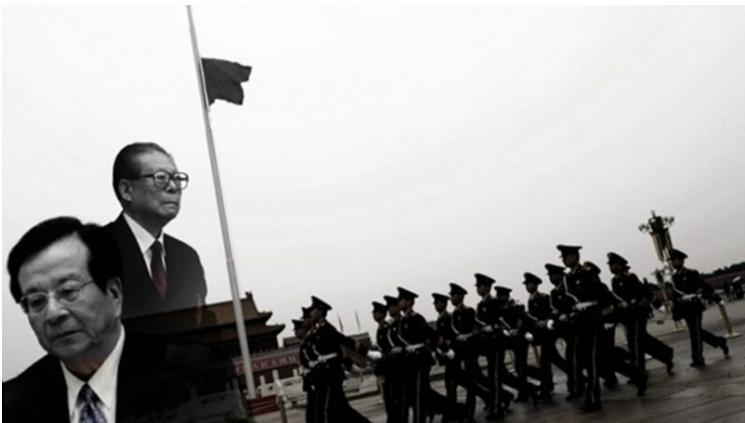 大纪元获得中共20年前的绝密文件,证实了江泽民向中共核心高层下令对法轮功学员实施群体灭绝行为。(视频截图)