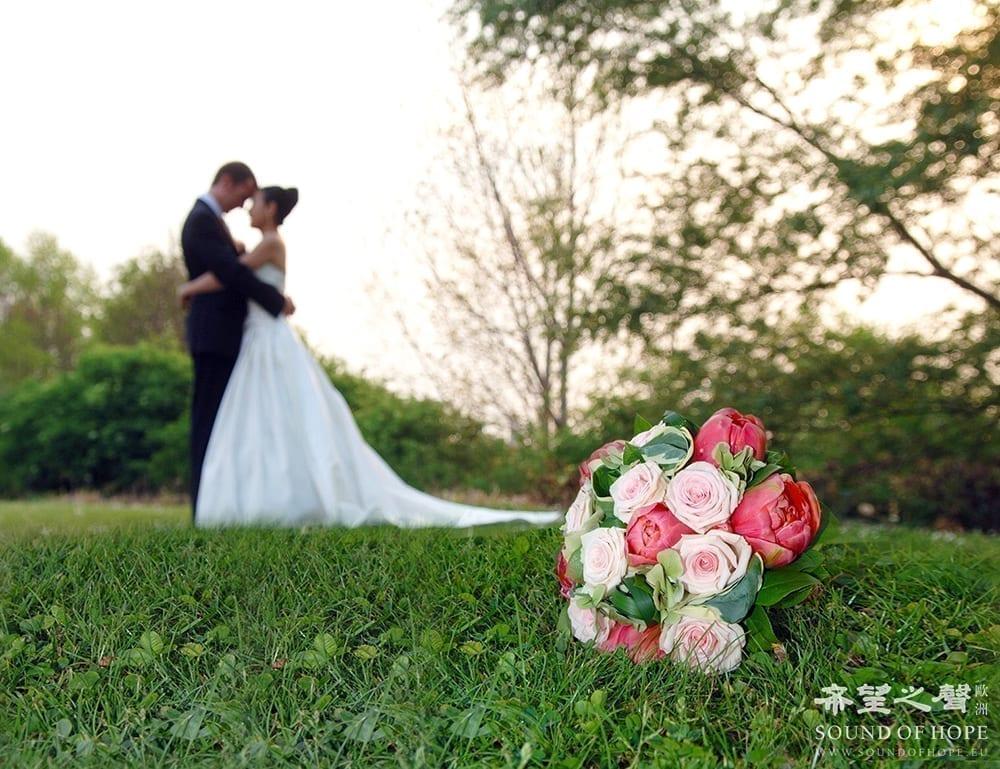 法国 婚礼 中法 华人 生活