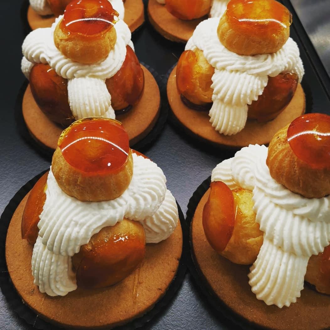 法国 美食 糕点