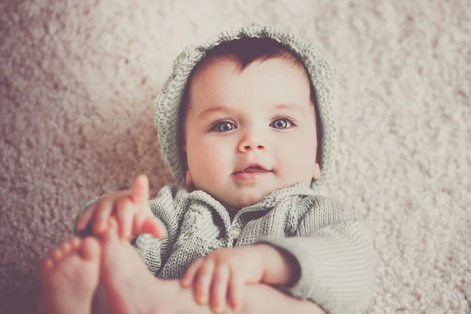 德国新生儿每年新增一百万个全新的名字。(图片来源:pixabay)