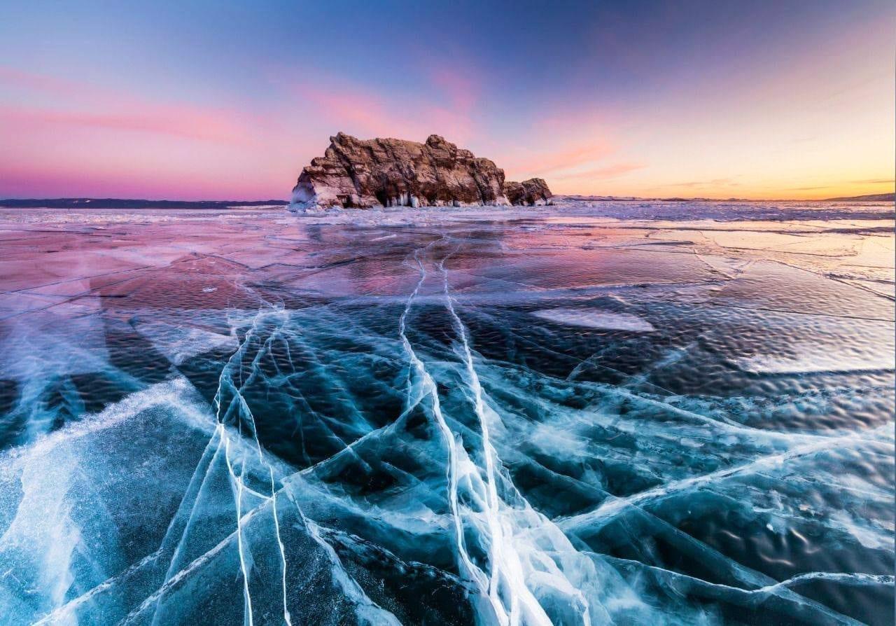 贝加尔湖 Lake Baikal 俄罗斯