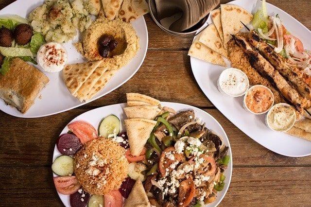 希腊 美食