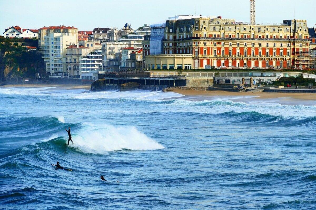 法国 旅游 水疗 城市