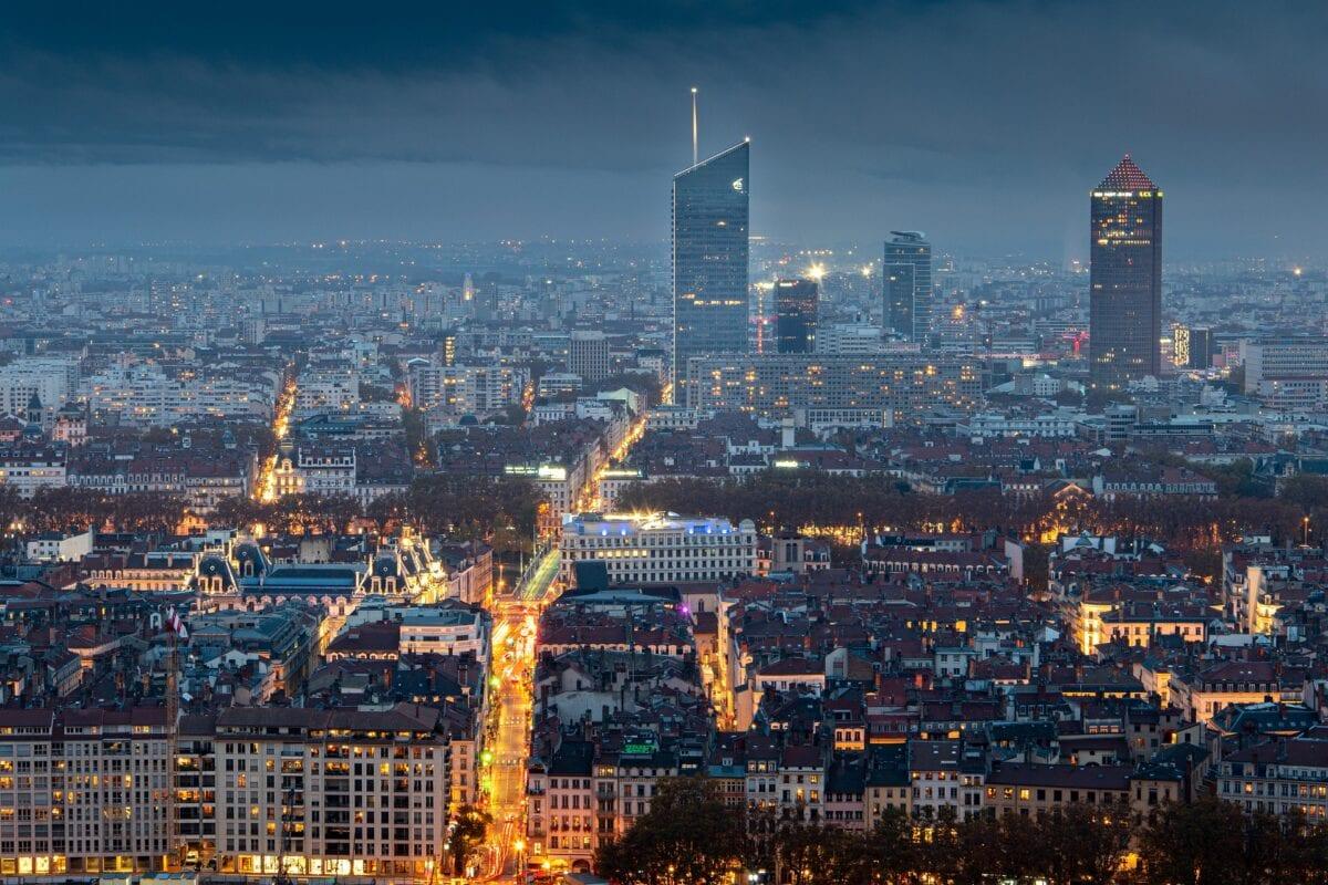 法国重要城市里昂