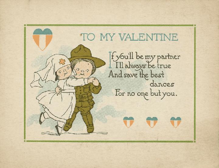 情人节 Valentine