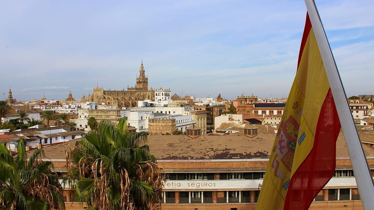 西班牙 生活 幸福 快乐