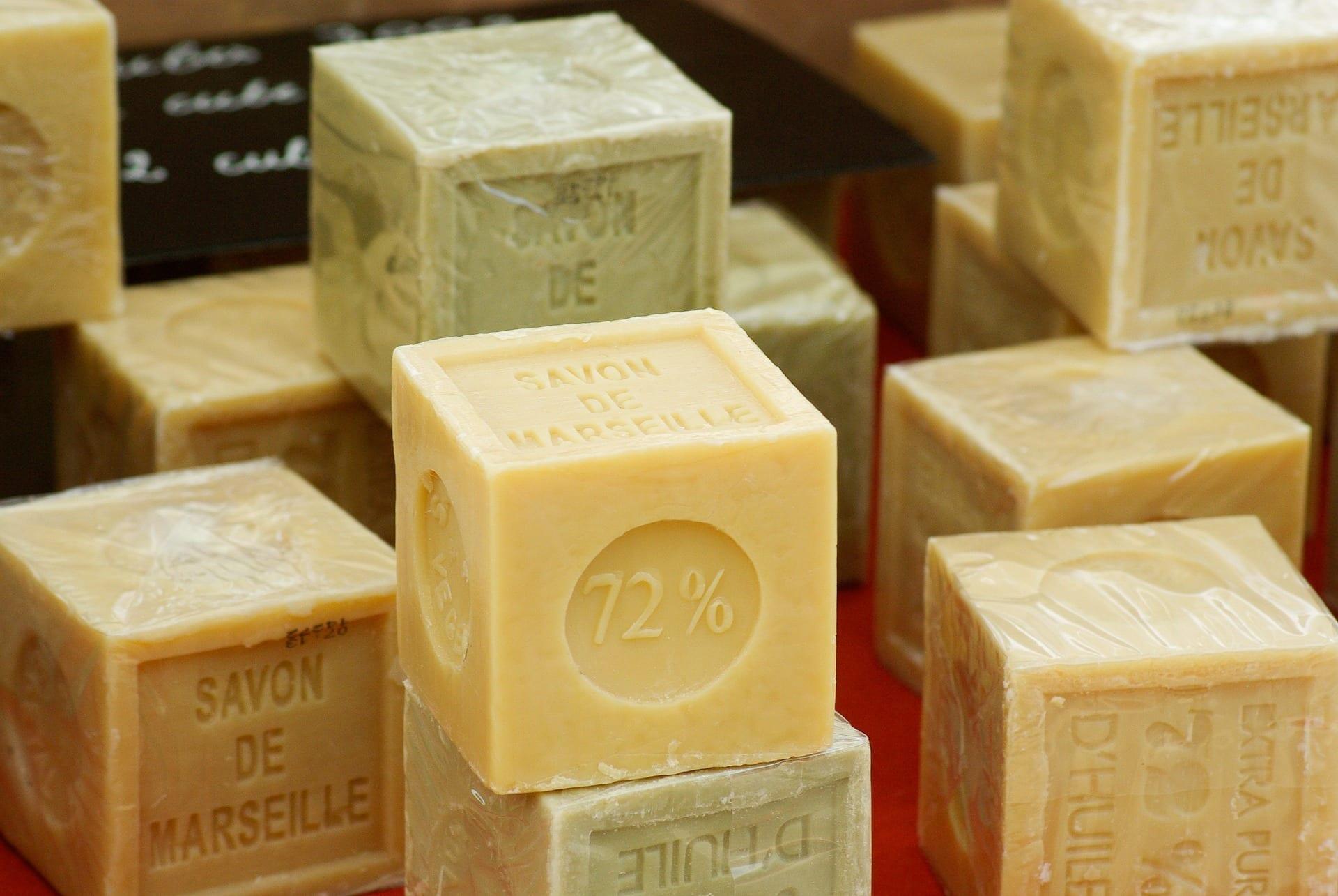 马赛皂 法国 特产